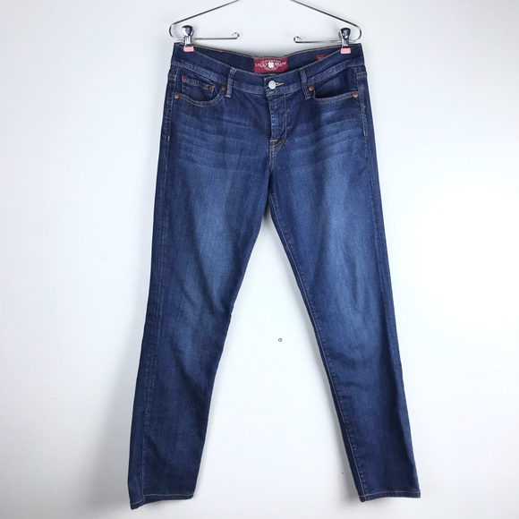 Lucky Brand Denim - Lucky brand sweet n straight jeans